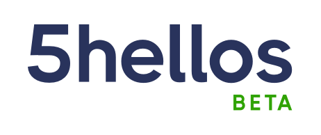 5Hellos logo