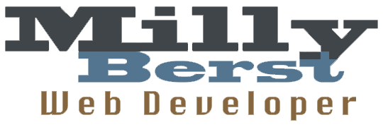 Milly Berst Web Developer