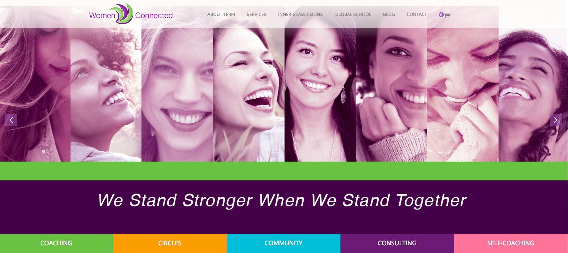 womenconnected.net